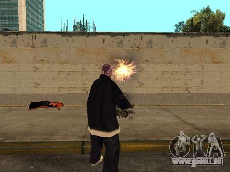 ENB Real Monsters für GTA San Andreas sechsten Screenshot