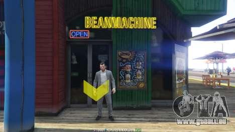 GTA 5 Coffee-shop zweite Screenshot