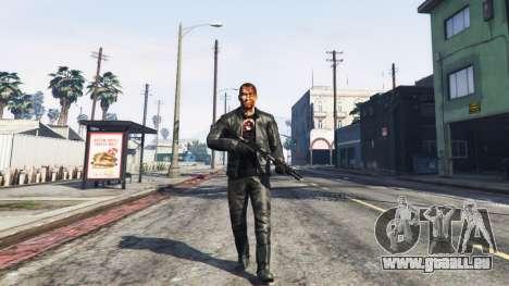 GTA 5 Terminator deuxième capture d'écran