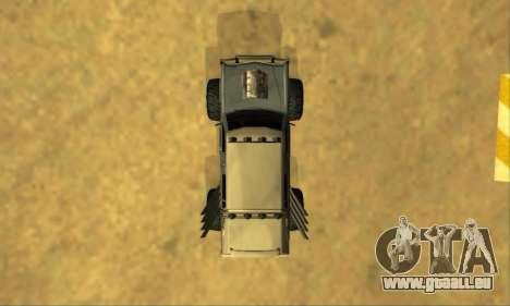 Hellish Extreme CripVoz RomeRo 2015 pour GTA San Andreas salon