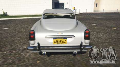 GTA 5 New York State License plate