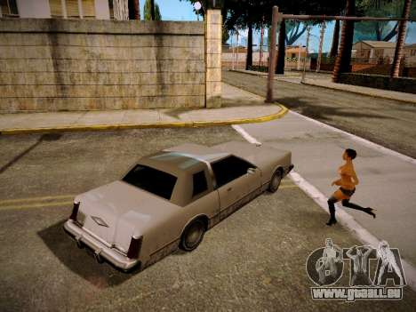 ENB Real Monsters pour GTA San Andreas