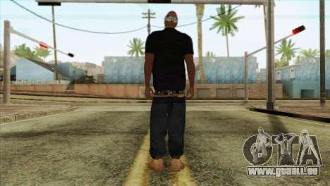 Tupac Shakur Skin v2 für GTA San Andreas zweiten Screenshot
