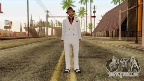 GTA 5 Online Skin 1 pour GTA San Andreas