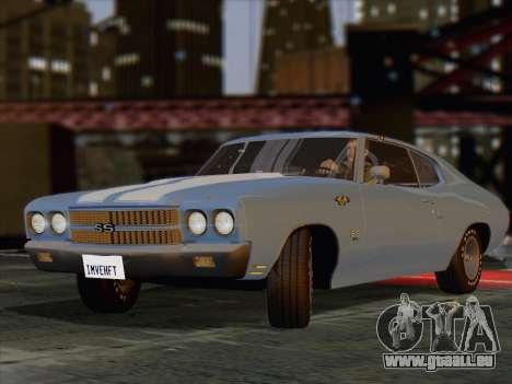 iniENB pour GTA San Andreas deuxième écran