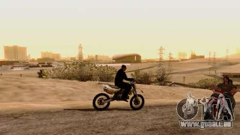 DLC 3.0 Militär-update für GTA San Andreas