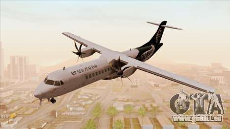 ATR 72-500 Air New Zealand pour GTA San Andreas
