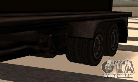 PS2 Article Trailer 3 pour GTA San Andreas vue arrière