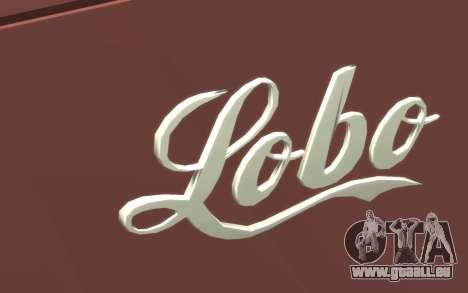 GTA 3 Yardie Lobo HD für GTA 4 Seitenansicht