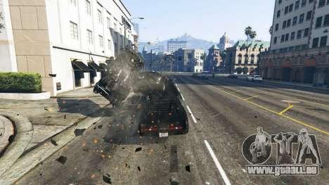 GTA 5 Duke O Death deuxième capture d'écran