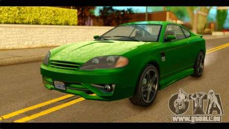 GTA 5 Bollokan Prairie IVF pour GTA San Andreas