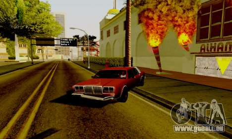 Light ENB Series v3.0 für GTA San Andreas dritten Screenshot