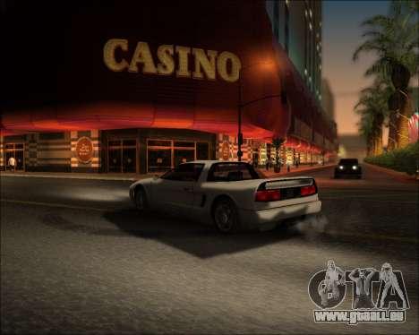 ENB Kiseki v1 pour GTA San Andreas cinquième écran
