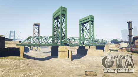 GTA 5 No Water sechster Screenshot