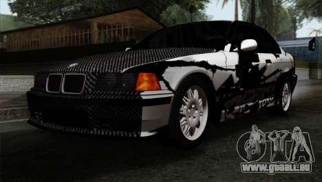 BMW M3 E36 Drift Editon für GTA San Andreas
