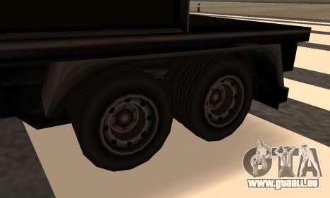 PS2 Article Trailer 3 pour GTA San Andreas vue intérieure