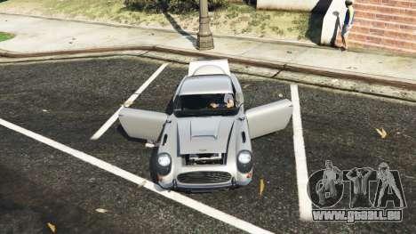 Realistisch fahren v1.2 für GTA 5