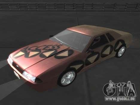 Elegy Paintjobs pour GTA San Andreas