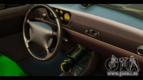 Ford F-100 pour GTA San Andreas vue arrière