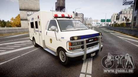 Brute Enforcer pour GTA 4