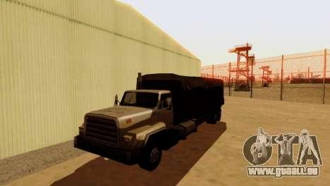 DLC 3.0 Militaire mise à jour pour GTA San Andreas