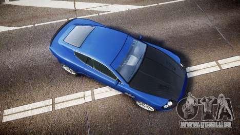 GTA V Ocelot F620 R für GTA 4 rechte Ansicht