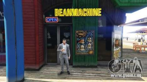 GTA 5 Coffee-shop dritten Screenshot