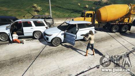 GTA 5 Provocateur deuxième capture d'écran