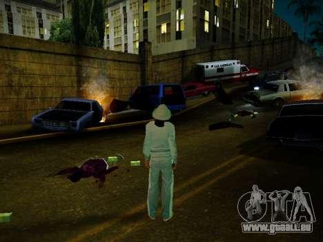 ENB Real Monsters für GTA San Andreas siebten Screenshot