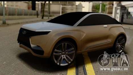 Lada XRay Concept v0.8 pour GTA San Andreas