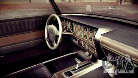 GTA 5 Dewbauchee JB 700 für GTA San Andreas rechten Ansicht