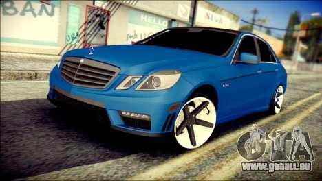 Mercedes-Benz AMG pour GTA San Andreas