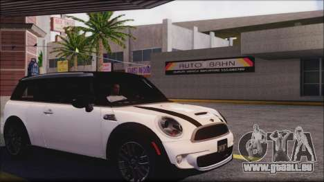 SweetGraphic ENBSeries Settings für GTA San Andreas achten Screenshot