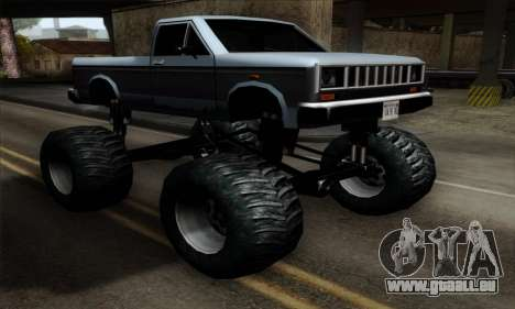 Monster Bobcat für GTA San Andreas