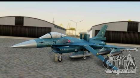 F-2A Viper Blue pour GTA San Andreas