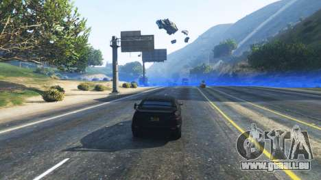 Force field für GTA 5