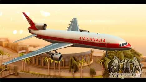 Lookheed L-1011 Air Canada pour GTA San Andreas