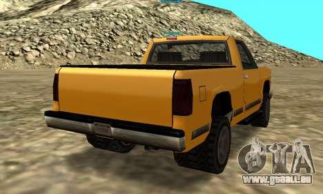 PS2 Yosemite für GTA San Andreas Rückansicht