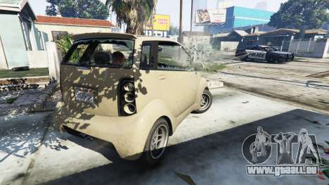 GTA 5 Vigilante v0.1 zweite Screenshot