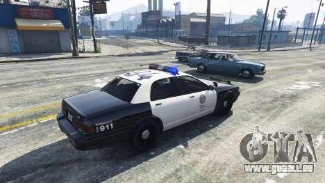 GTA 5 Vigilante v0.1 vierten Screenshot