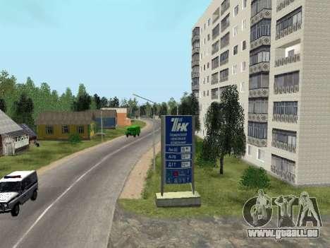 Prostokvashino pour GTA Pénale de la Russie bêta pour GTA San Andreas
