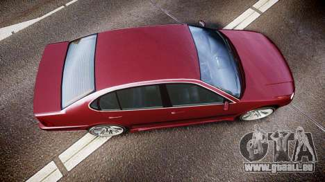 Emperor Lokus LS 350 Elegance pour GTA 4 est un droit