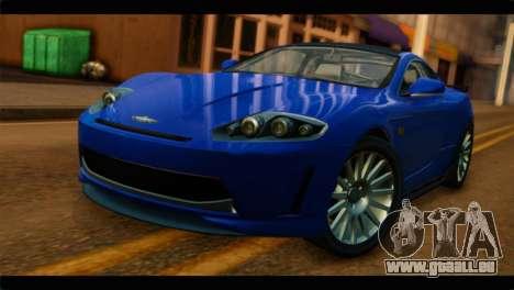 MP3 Dewbauchee XSL650R IVF pour GTA San Andreas
