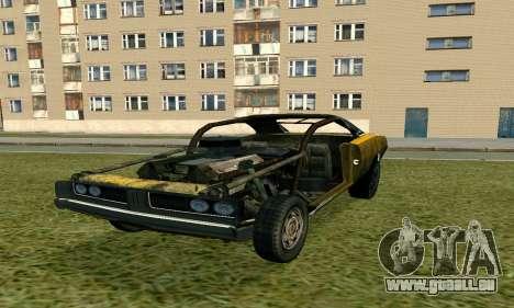 Dodge Charger RT HL2 EP2 pour GTA San Andreas