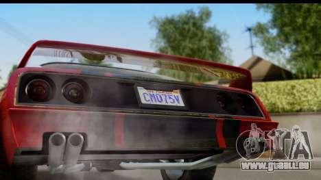 GTA 5 Imponte Phoenix pour GTA San Andreas vue de droite