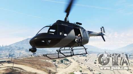 GTA 5 Air taxi