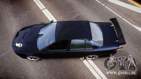 Maibatsu Vincent 16V Drift pour GTA 4 est un droit