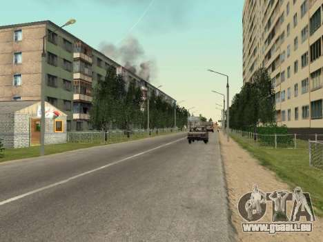 Prostokvashino für GTA Criminal Russia beta 2 für GTA San Andreas siebten Screenshot
