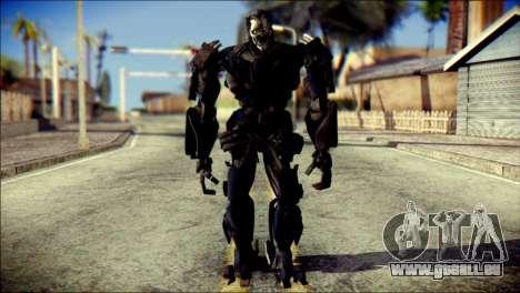 Lockdown Skin from Transformers für GTA San Andreas