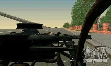 Dodge Charger RT HL2 EP2 pour GTA San Andreas vue de côté